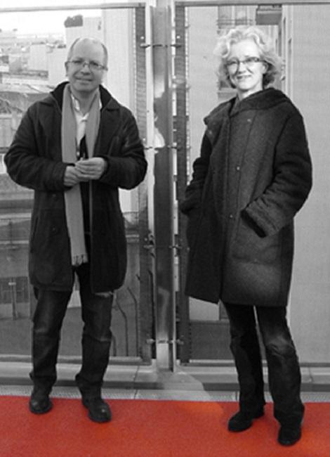 M. Fourrier et Mme Tirard